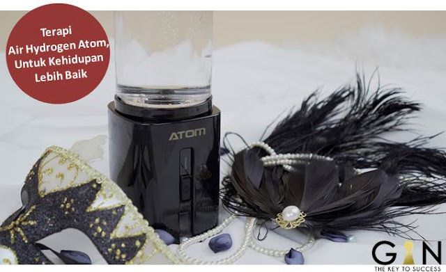 Terapi Air Hydrogin Atom Dari GIN International - Blog Mas Hendra