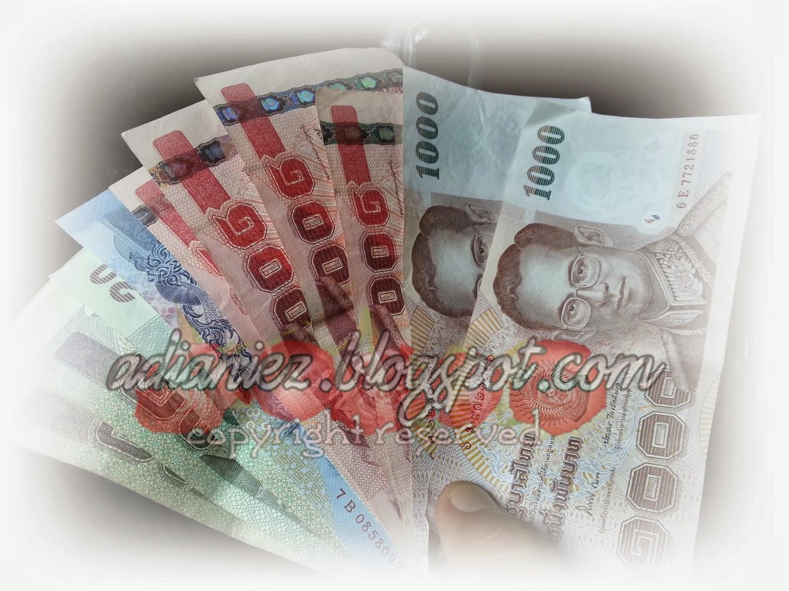 Ringgit Malaysia Vs Baht Thailand