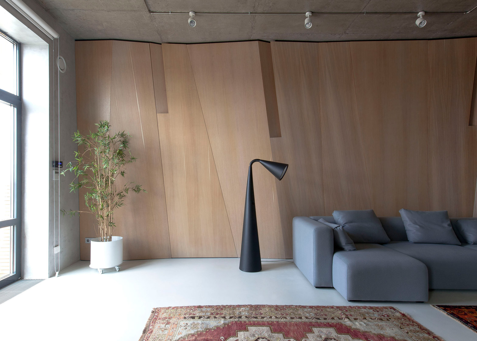 appartamento a mosca in stile giapponese by m17 studio