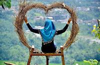 Wisata Bukit Pandang Munggang Ketenger Baturaden
