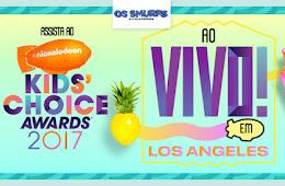 Promoção Kids' Choice Awards 2017 - Concorra a viagem para Los Angeles!