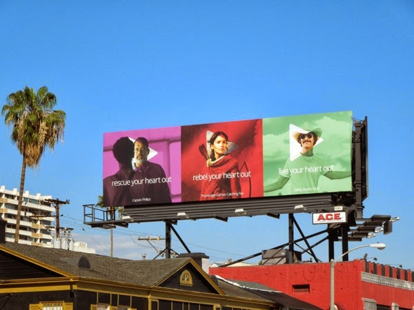 Google Play your heart out movies billboard