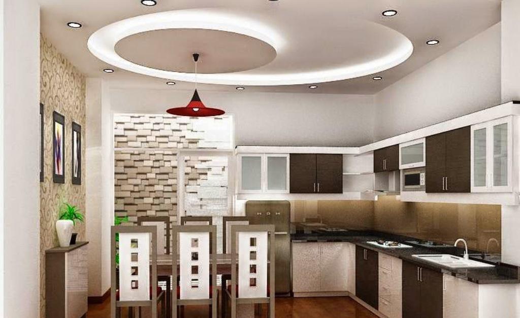 Kitchen Gypsum Ceiling Design for Unique Decoration ...