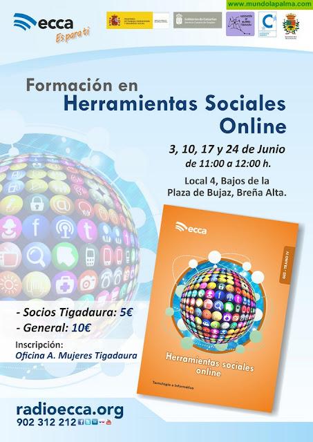 Taller Formación en Herramientas Sociales Online