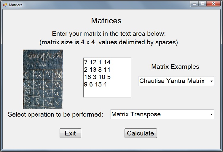 Recursive Functions Determinant Of A Nxn Matrix