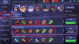 Hero Baru Badang (Hero Malaysia) Build Prep Gear Item Mobile Legends