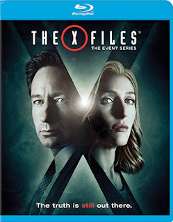 DVD & Blu-ray Release Report, X-Files: The Event Series, Ralph Tribbey