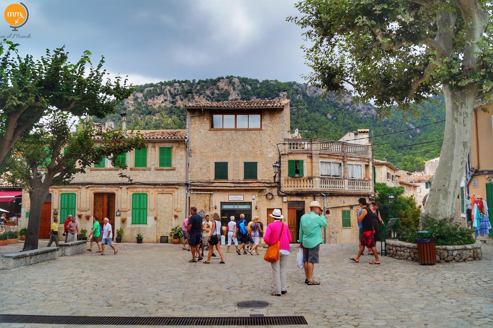 Majorka: Valldemossa - miejsce, które inspiruje!
