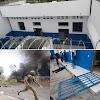 Escapan todos los presos de una prisión civil de Haití.