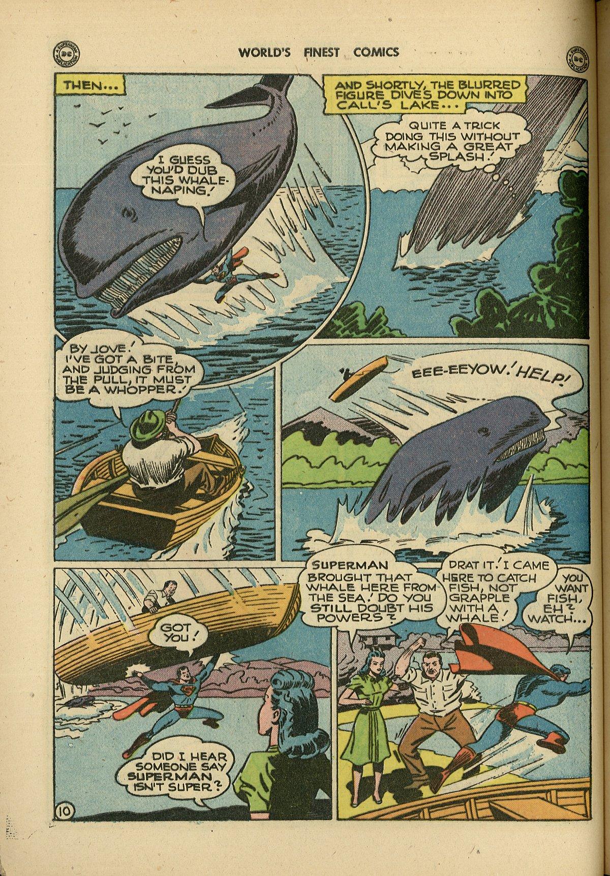 Read online World's Finest Comics comic -  Issue #26 - 12