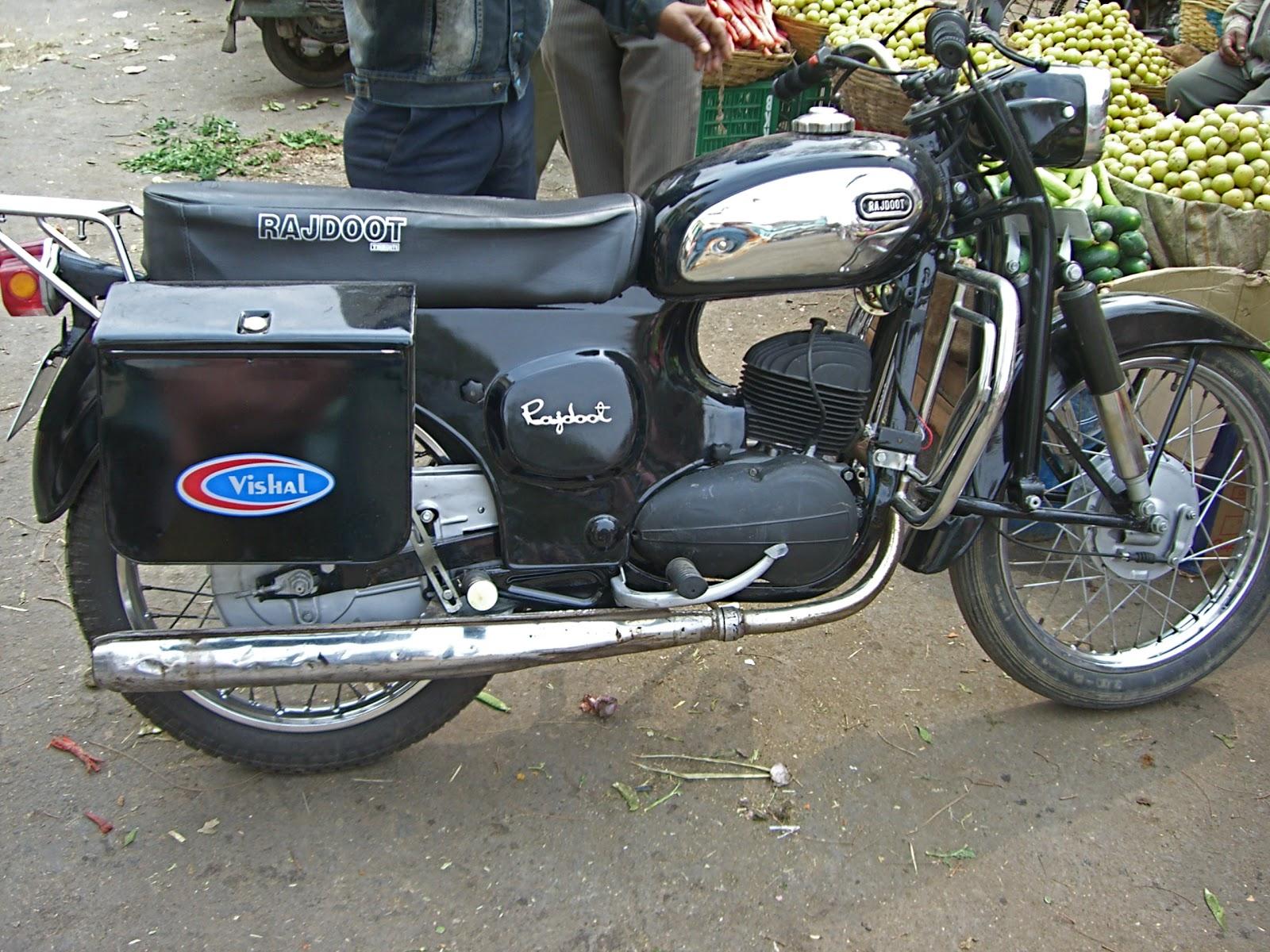 Rajdoot Motorcycle