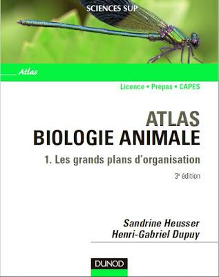 Livre de Biologie: Atlas de Biologie Animale - Télécharger PDF gratuitement
