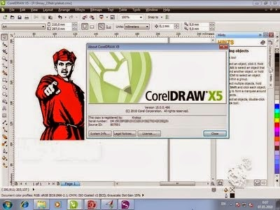 CorelDRAW X5 Portable Accurate