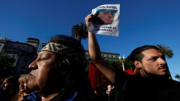 Joven mapuche Rafael Nahuel fue asesinado por grupo especial argentino