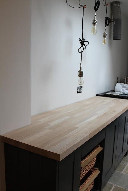 Untreated Ash Worktop