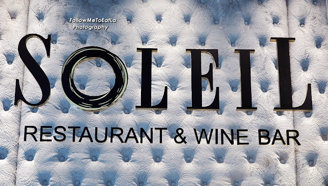 SOLEIL Restaurant & Wine Bar New Launch Of Flagship Outlet at Damansara City Mall Damansara Heights