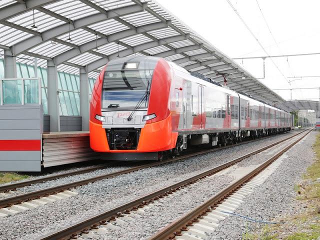 Смоленский фирменный поезд до Москвы отменили