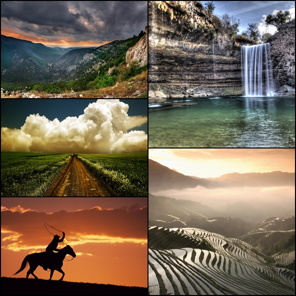 Nature Wallpapers Pack HD