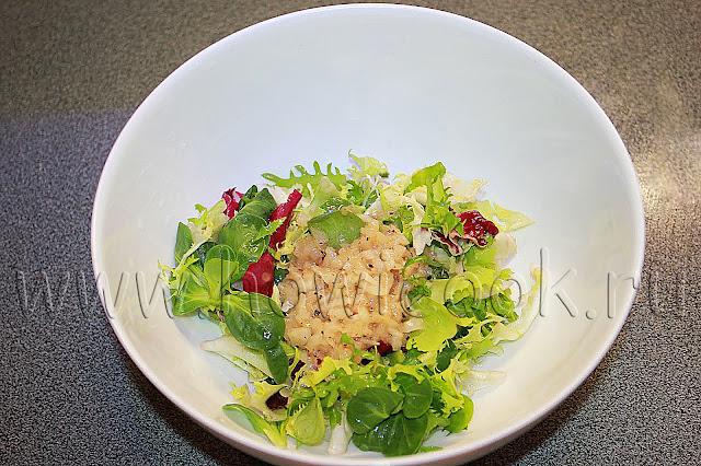 рецепт базового французского салата с пошаговыми фото