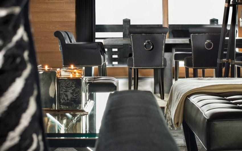 Luksusowy pensjonat u podnóża francuskich Alp, wystrój wnętrz, wnętrza, urządzanie domu, dekoracje wnętrz, aranżacja wnętrz, inspiracje wnętrz,interior design , dom i wnętrze, aranżacja mieszkania, modne wnętrza, styl klasyczny, styl Hamptons, jadalnia