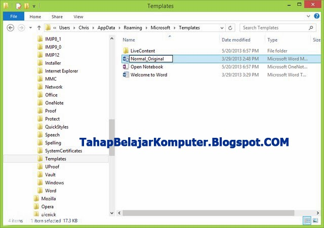 Cara membuat text boundaries microsoft word 2013 seperti for Appdata roaming microsoft templates