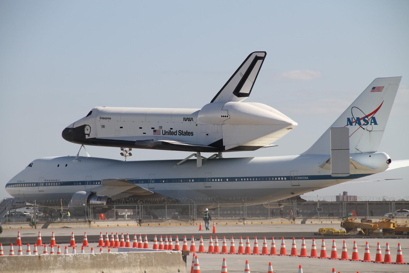 Semajs Blog your Blog So Long Space Shuttle Enterprise