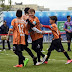 Niños de 64 países participaron en FOOTBALL FOR FRIENDSHIP