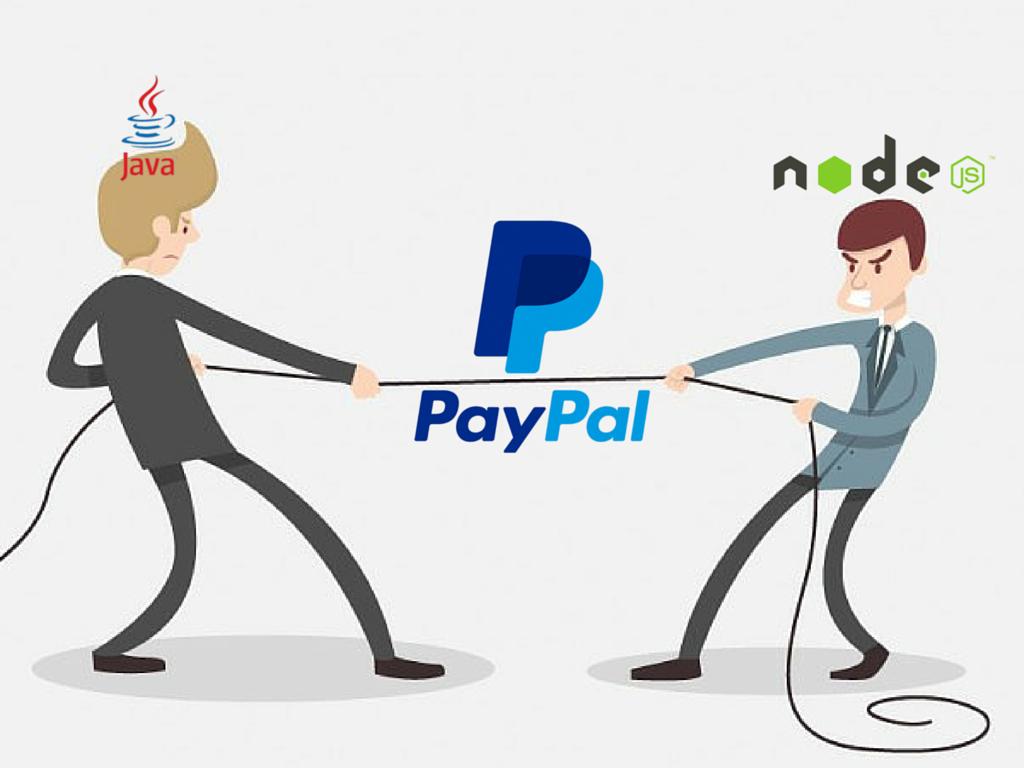 Từ Java sang Node - the PayPal story
