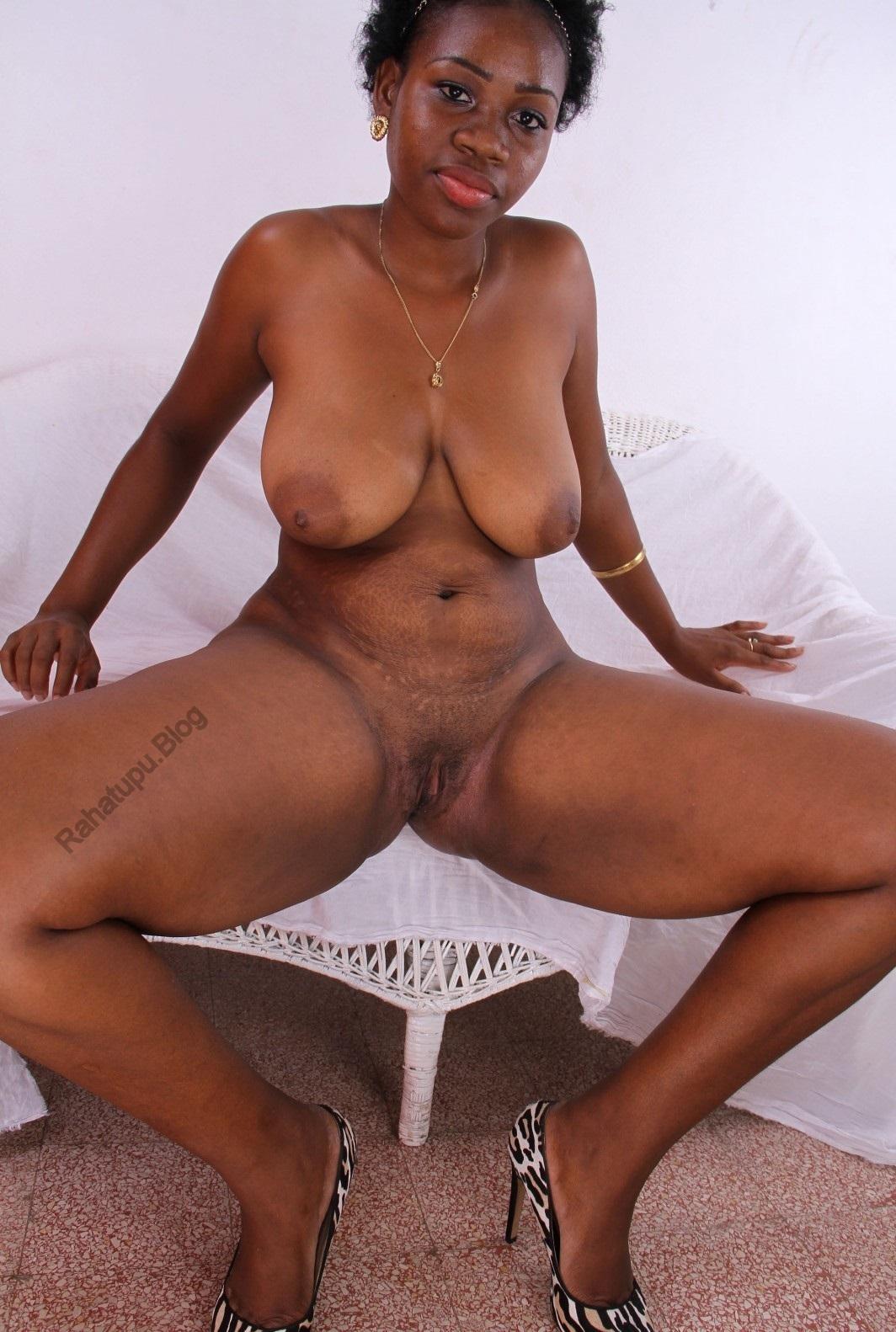 Hot African Milf