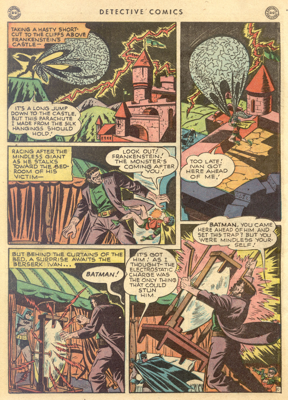 Detective Comics (1937) 135 Page 11