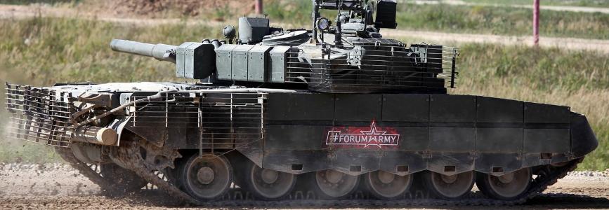 Міноборони РФ замовило ще 50 танків Т-80БВМ