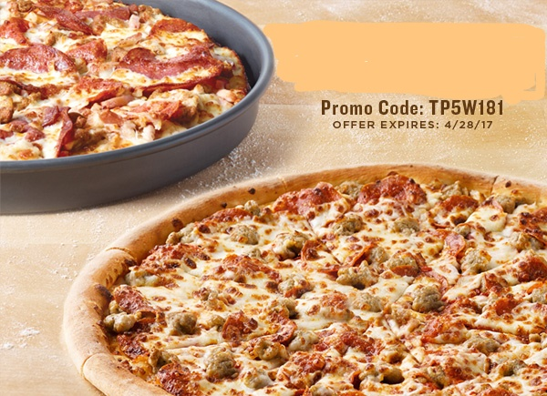 Domino's Pizza Bank & Wallet Offers