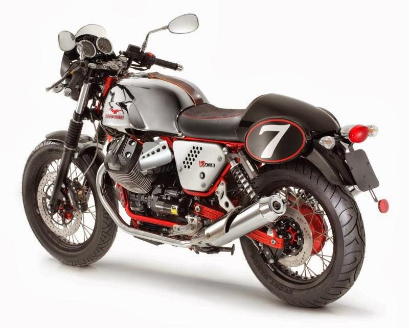 2014 moto guzzi v7 racer bike. Black Bedroom Furniture Sets. Home Design Ideas