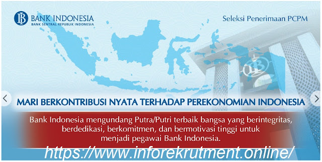 Lowongan Kerja Bank Indonesia (BI) 2018