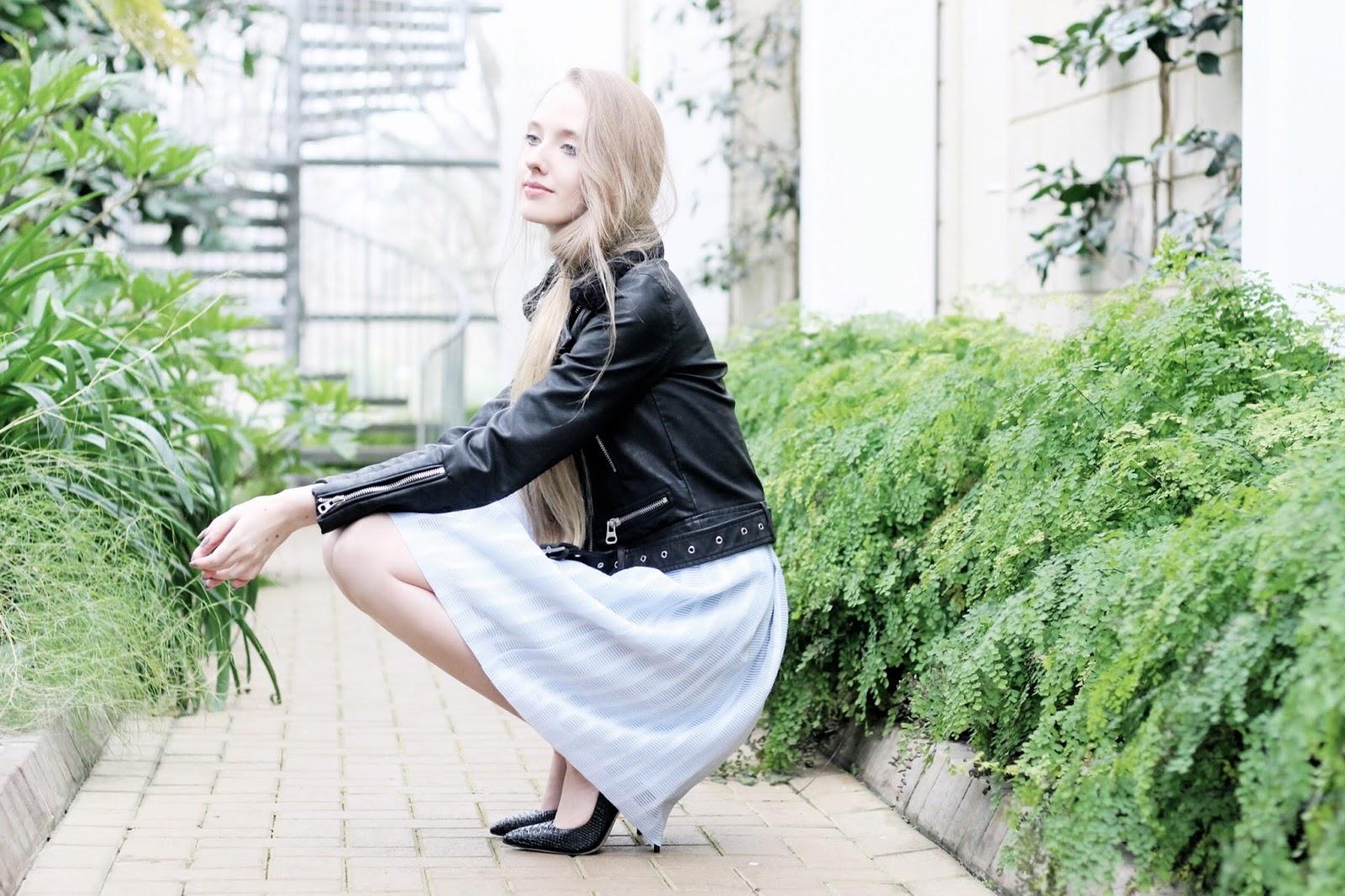 UK fashion blog glasshouse photoshoot