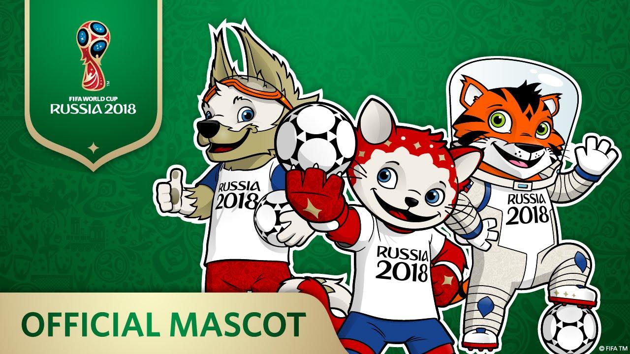 Чемпионата мира по футболу 2018 работа