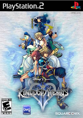 Kingdom Hearts II PS2 GAME ISO