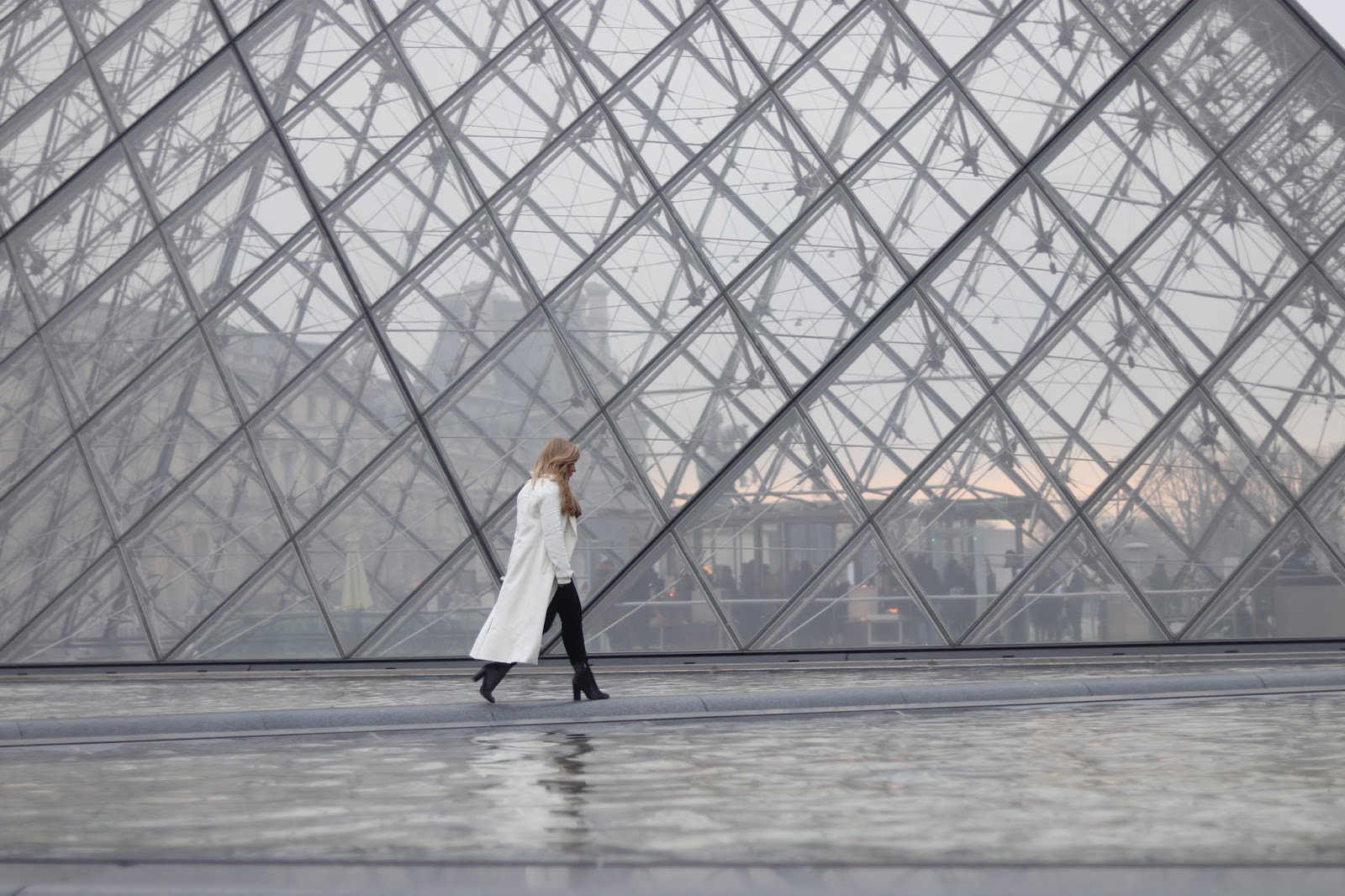 The Louvre, Paris, France, KALANCHOE, Katie Heath