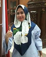 Muthmainah: Survey DPP, Lutfi-Feri Sudah Mengungguli Calon Petahana