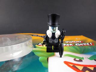 Livro de Atividades LEGO Bem-vindo a Gotham City