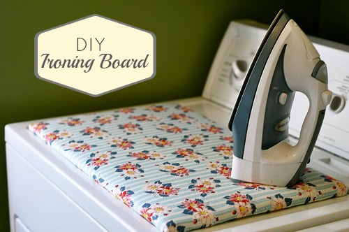 Portable Table Top Ironing Board.