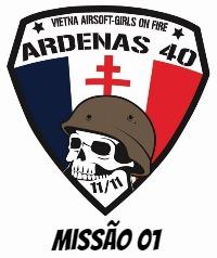Missão 01 Operação Ardenas 40