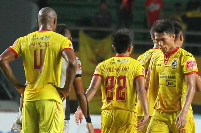 Prediksi Bola Sriwijaya FC vs Perseru Serui 2 Agustus 2017