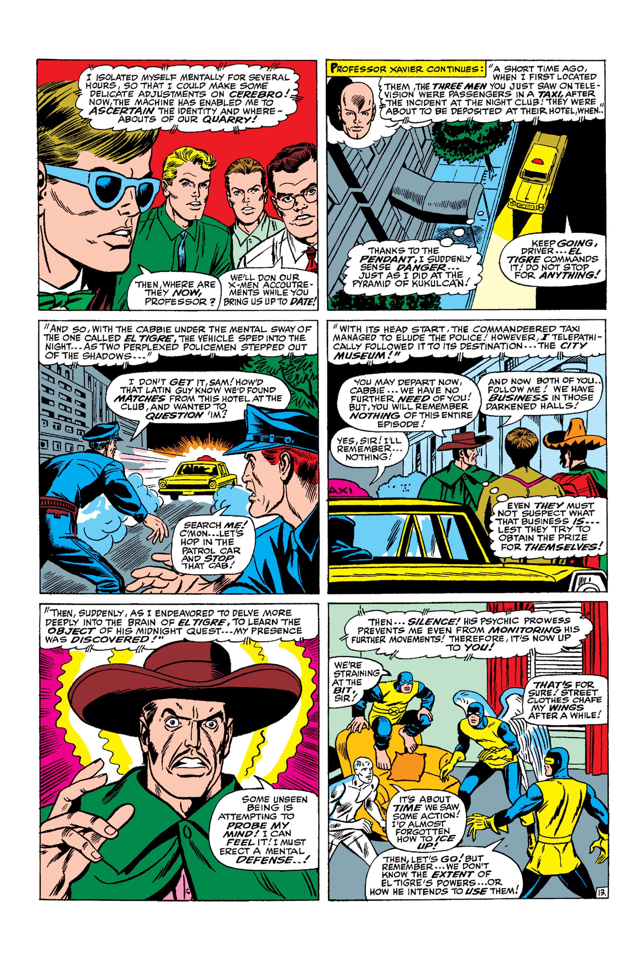 Uncanny X-Men (1963) 25 Page 13