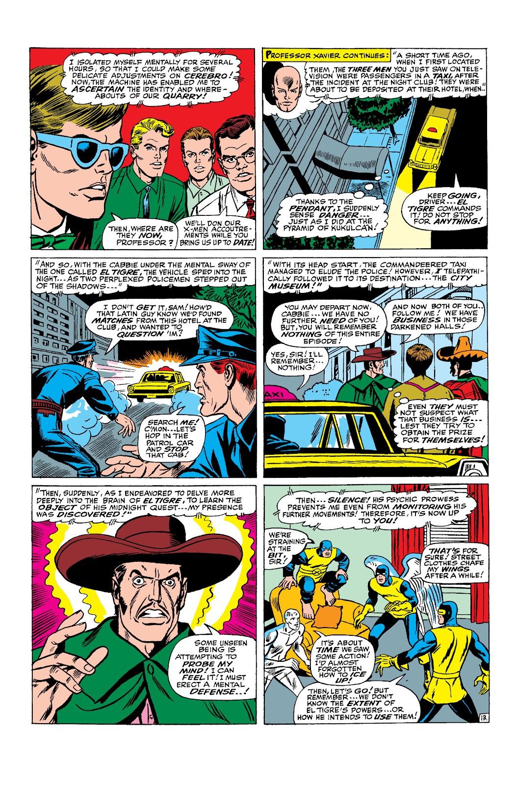 Uncanny X-Men (1963) issue 25 - Page 14