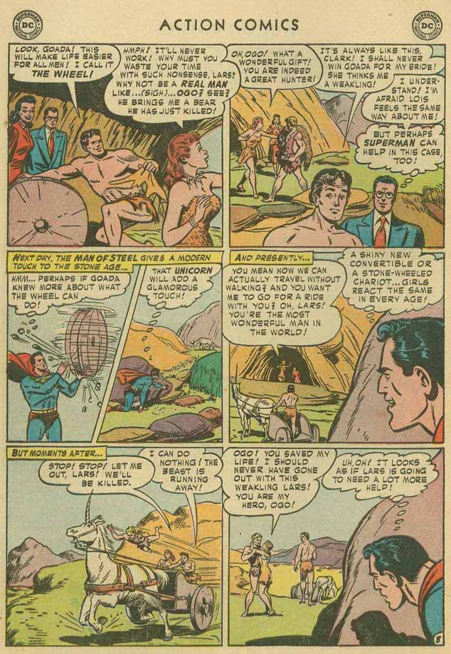 Read online Action Comics (1938) comic -  Issue #169 - 11