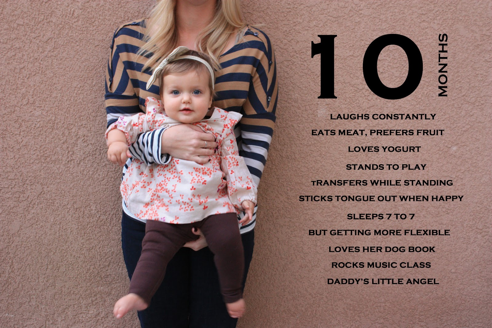 Nat Your Average Girl...: 10 Months