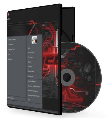 Windows 7 Gamer Edition