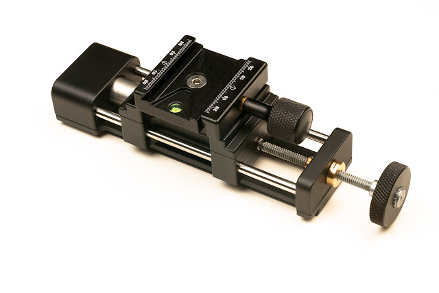 Hejnar PHOTO MS4-20-2 Macro Rail - Top view
