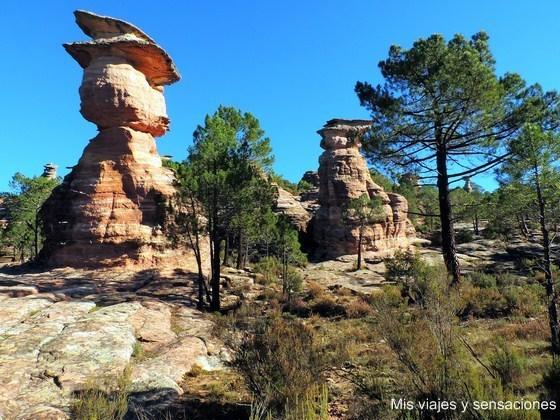 Las Corbeteras, Pajaroncillo, Sierra de Cuenca, Castilla la Mancha